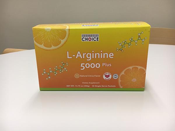 ドクターズチョイス) L-アルギニン5000プラス